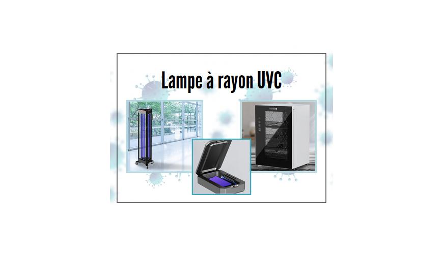 LAMPE A RAYON UV